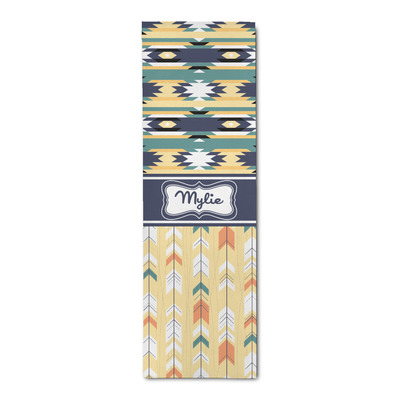 Tribal2 Runner Rug - 3.66'x8' (Personalized)