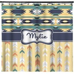 Tribal2 Shower Curtain (Personalized)