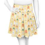 Tribal2 Skater Skirt (Personalized)