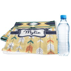 Tribal2 Sports Towel (Personalized)