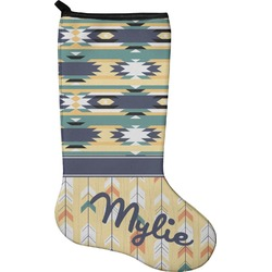 Tribal2 Holiday Stocking - Neoprene (Personalized)