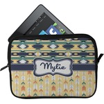 Tribal2 Tablet Case / Sleeve (Personalized)