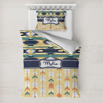 Tribal2 Toddler Bedding w/ Name or Text