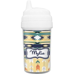 Tribal2 Toddler Sippy Cup (Personalized)