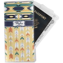 Tribal2 Travel Document Holder