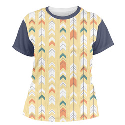 Tribal2 Women's Crew T-Shirt (Personalized)