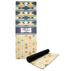 Tribal2 Yoga Mat (Personalized)