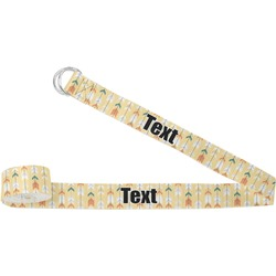 Tribal2 Yoga Strap (Personalized)