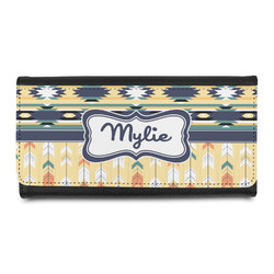 Tribal2 Ladies Wallet (Personalized)