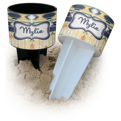 Tribal2 Beach Spiker Drink Holder (Personalized)