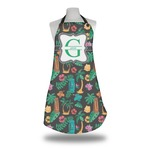 Hawaiian Masks Apron (Personalized)