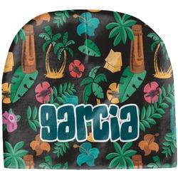 Hawaiian Masks Baby Hat (Beanie) (Personalized)