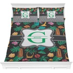 Hawaiian Masks Comforters (Personalized)