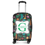Hawaiian Masks Suitcase (Personalized)