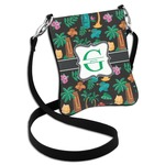 Hawaiian Masks Cross Body Bag - 2 Sizes (Personalized)
