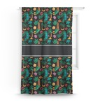 Hawaiian Masks Curtain (Personalized)