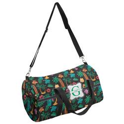 Hawaiian Masks Duffel Bag - Multiple Sizes (Personalized)
