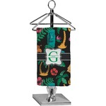 Hawaiian Masks Finger Tip Towel - Full Print (Personalized)
