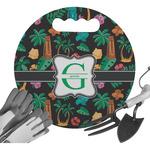 Hawaiian Masks Gardening Knee Cushion (Personalized)