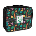 Hawaiian Masks Insulated Lunch Bag (Personalized)