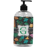 Hawaiian Masks Plastic Soap / Lotion Dispenser (Personalized)
