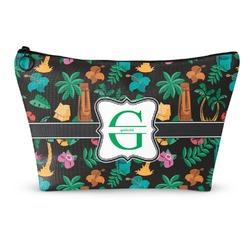Hawaiian Masks Makeup Bags (Personalized)