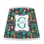 Hawaiian Masks Empire Lamp Shade (Personalized)