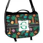 Hawaiian Masks Messenger Bag (Personalized)