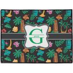 Hawaiian Masks Door Mat (Personalized)