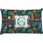 Hawaiian Masks Pillow Case (Personalized)