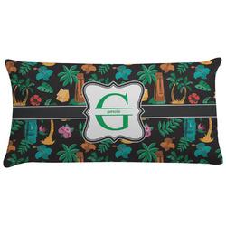 Hawaiian Masks Pillow Case (Personalized)