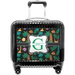 Hawaiian Masks Pilot / Flight Suitcase (Personalized)