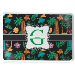 Hawaiian Masks Serving Tray (Personalized)