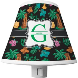 Hawaiian Masks Shade Night Light (Personalized)