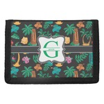 Hawaiian Masks Trifold Wallet (Personalized)