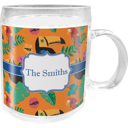 Toucans Acrylic Kids Mug (Personalized)