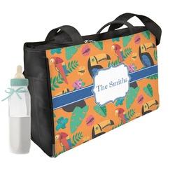 Toucans Diaper Bag (Personalized)