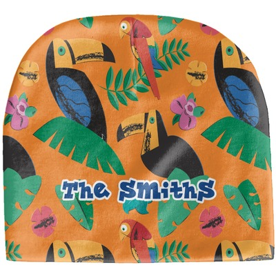Toucans Baby Hat (Beanie) (Personalized)