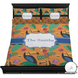 Toucans Duvet Covers (Personalized)