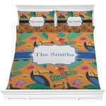 Toucans Comforters (Personalized)