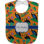 Toucans Baby Bib (Personalized)