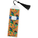 Toucans Book Mark w/Tassel (Personalized)