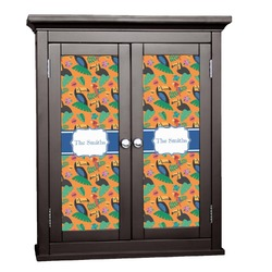 Toucans Cabinet Decal - Custom Size (Personalized)