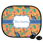 Toucans Car Side Window Sun Shade (Personalized)