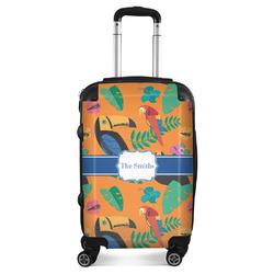 Toucans Suitcase (Personalized)