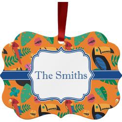 Toucans Ornament (Personalized)