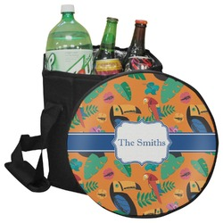 Toucans Collapsible Cooler & Seat (Personalized)