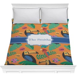 Toucans Comforter (Personalized)