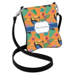 Toucans Cross Body Bag - 2 Sizes (Personalized)