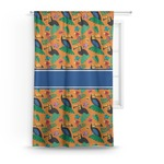 Toucans Curtain (Personalized)
